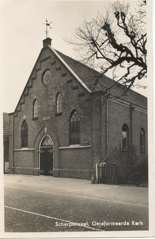 Voormalig Gereformeerde kerk (Intrema)